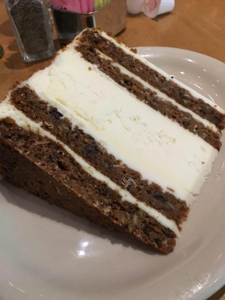 Juniors Carrot Cake