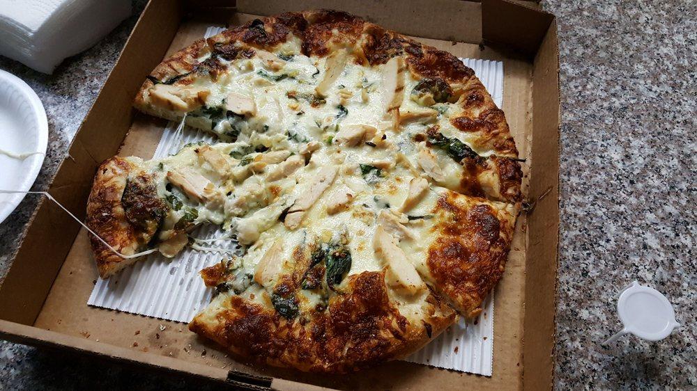 Pappy's Pizza: 534 W Lambert Rd, La Habra, CA