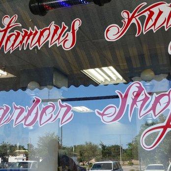Infamous Kutz Evolution Barber Shop Barbers 936 W Lumsden Rd