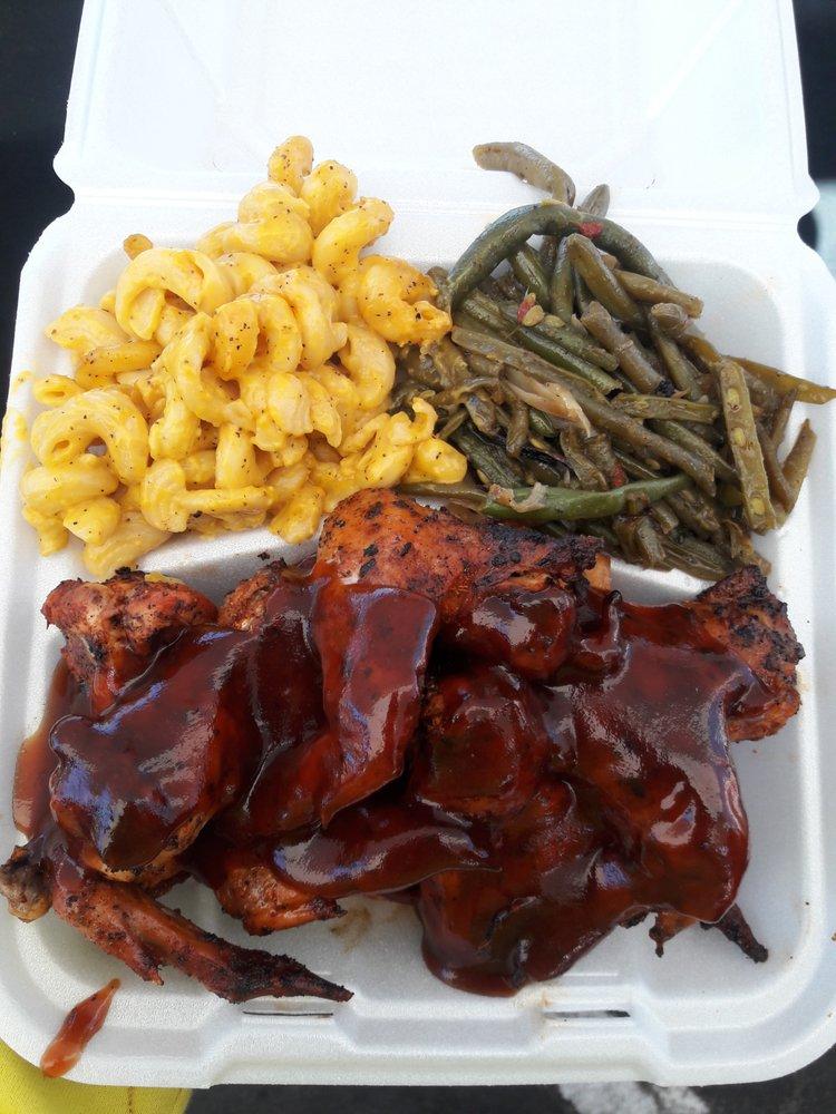 Romeos BBQ Cafe: 10431 St Charles Rock Rd, Saint Ann, MO