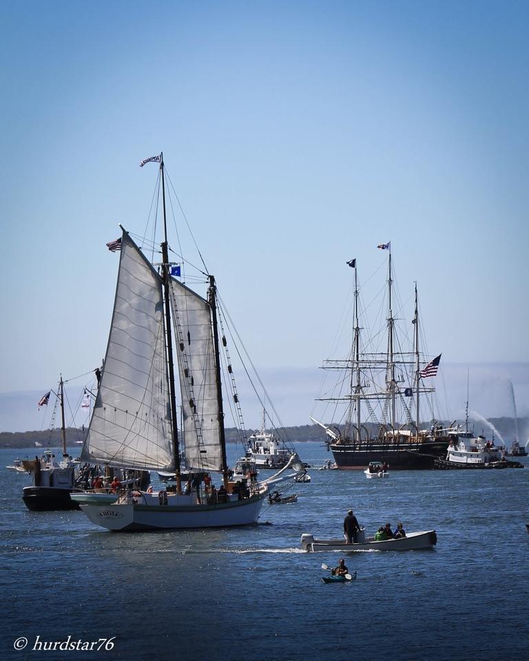 Argia Mystic Cruises: 12 Steamboat Wharf, Mystic, CT