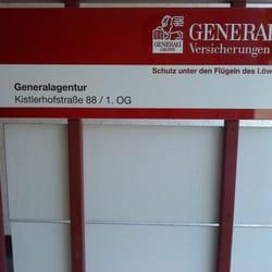 Generali Bezirksdirektion Berringer Versicherung Kistlerhofstr