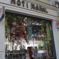 Moti Mahal Indian Store - Shopping - Potsdamer Str  98