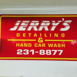 Jerry S Detailing Hand Car Wash