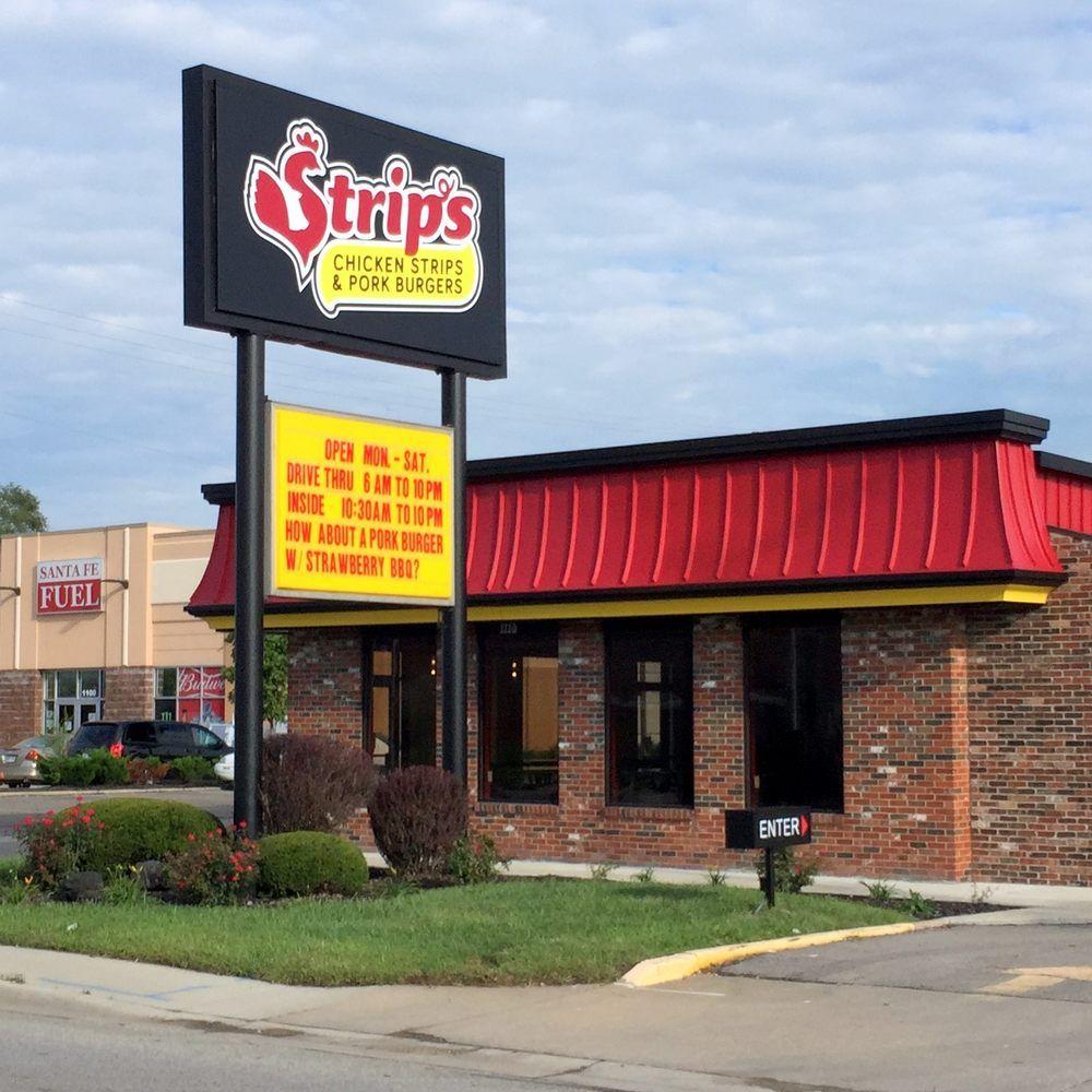 Strip S En 1110 E Santa Fe St Olathe Ks