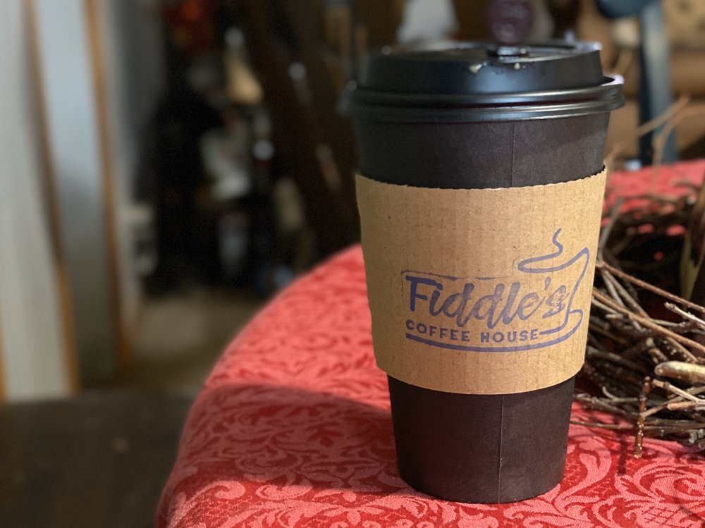 Fiddle's Coffee House & Juice Bar: 721 W 1st St, Wapato, WA
