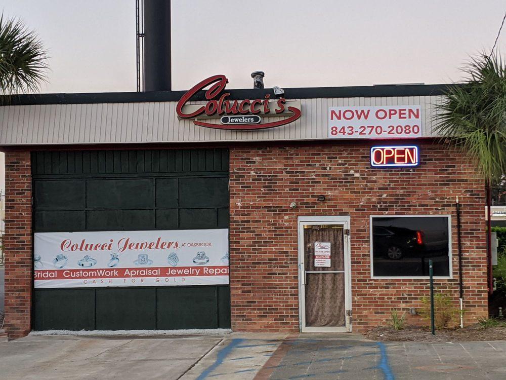 Colucci's Jewelers: 10016 Dorchester Rd, Summerville, SC