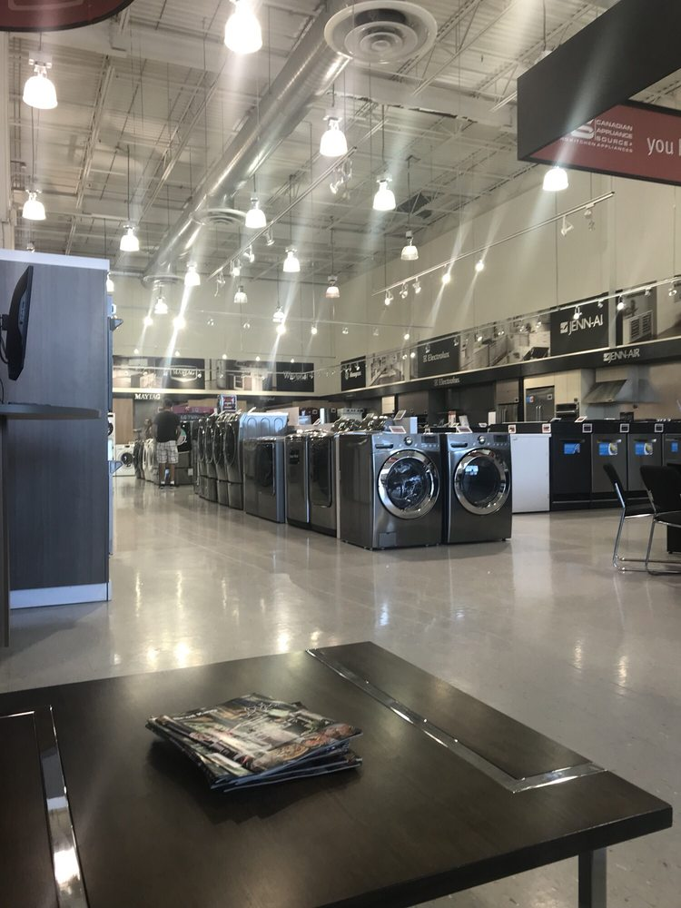 Canadian Appliance Source Mississauga