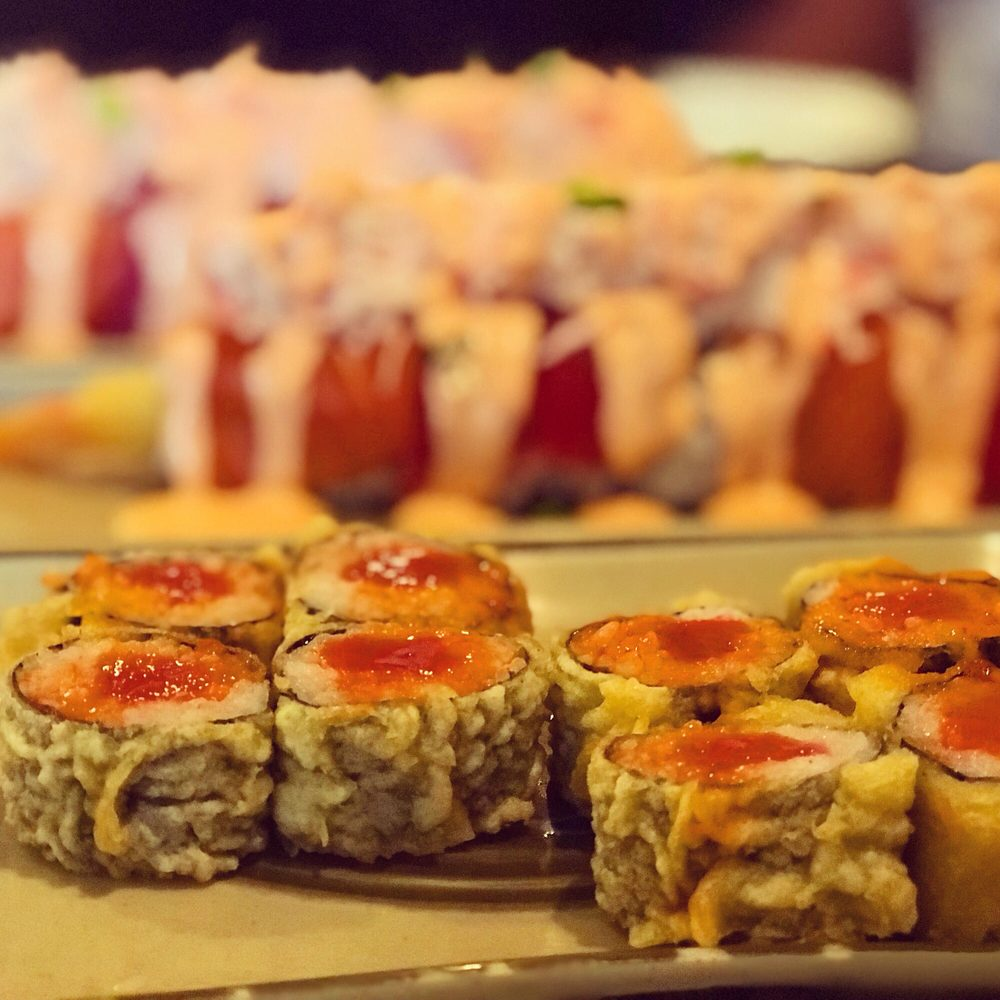 Food from Sushi Cuisine