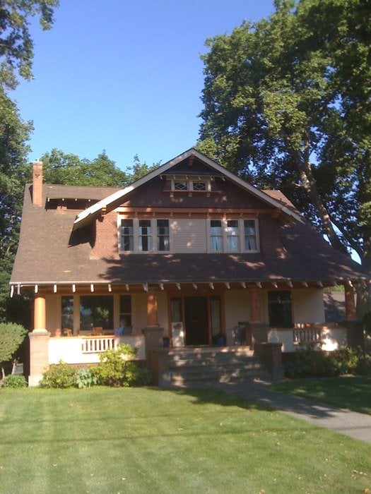 Nine Trees Inn: 416 S Elizabeth, Milton Freewater, OR