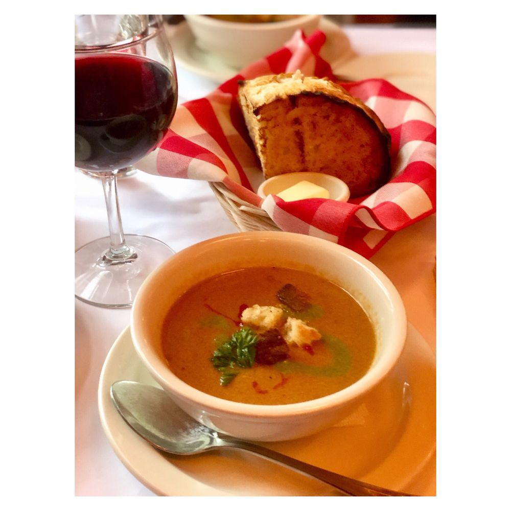 Brasserie Le Bouchon Restaurants: 76 Main St, Cold Spring, NY