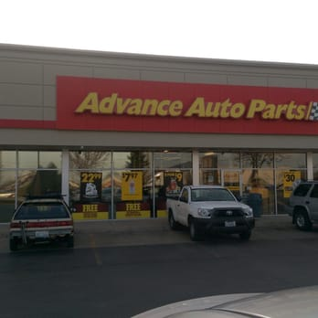 Advance Auto Parts 12 Photos Auto Parts Supplies 1313 N