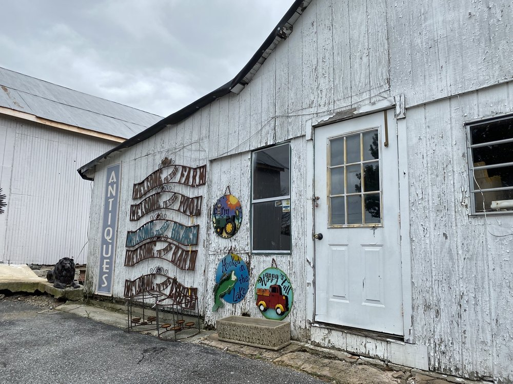 Chris Wolfe Antiques: 5431 Mountville Rd, Adamstown, MD