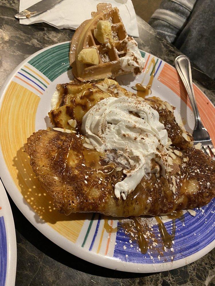 Eggsperience Restaurant: 2878 Delaware Ave, Kenmore, NY