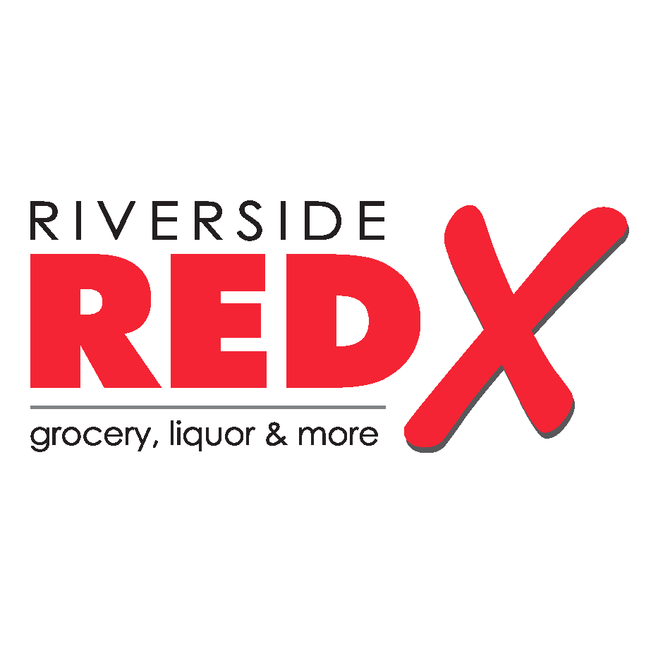 Riverside Red X