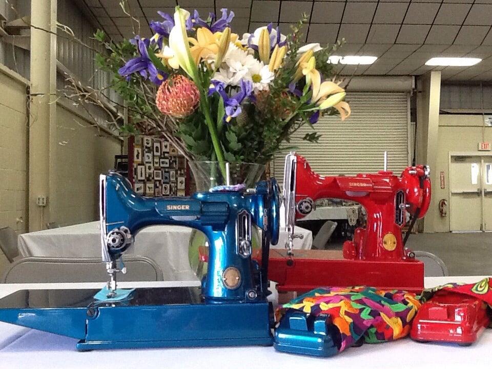 Twice Nice Sewing Machine Restorations: 5127 Sundance Ct, Antioch, CA
