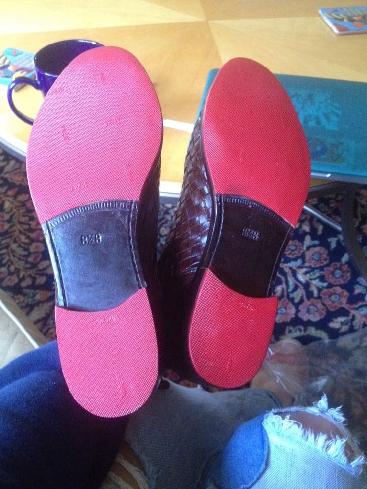 Shoe Repair Oakland Yelp