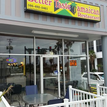 Better Taste Jamaican Restaurant Daytona Beach Fl