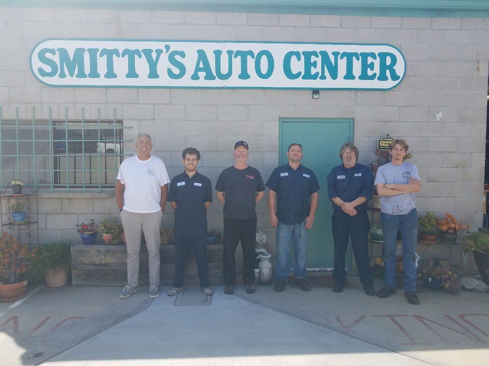 Smitty's Auto Center: 2143 Fairchild Way, Los Osos, CA