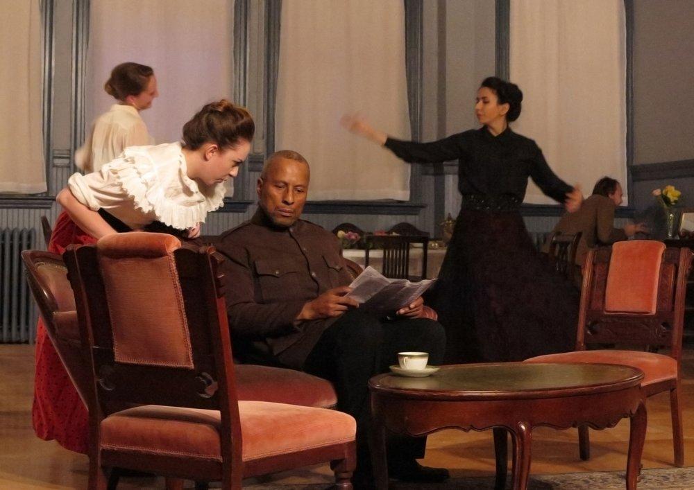 Apollinaire Theatre Company: 189 Winnisimmet St, Chelsea, MA