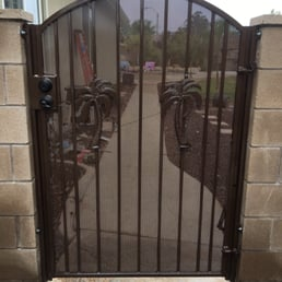 Wrought Iron Gates 122 Photos Fences Amp Gates 16860