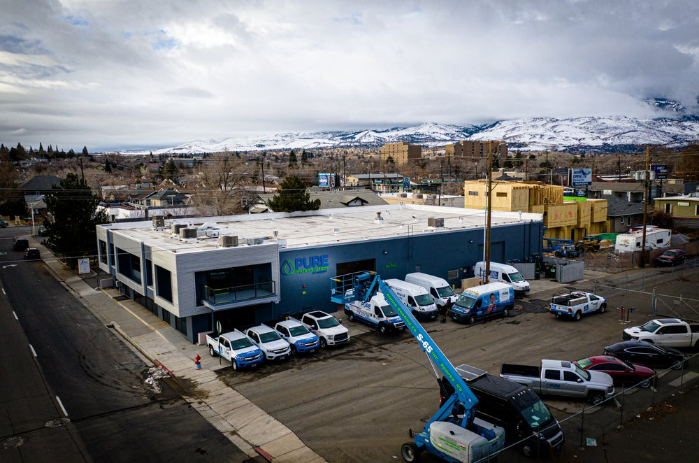 Pure Water Systems: 245 Vine St, Reno, NV