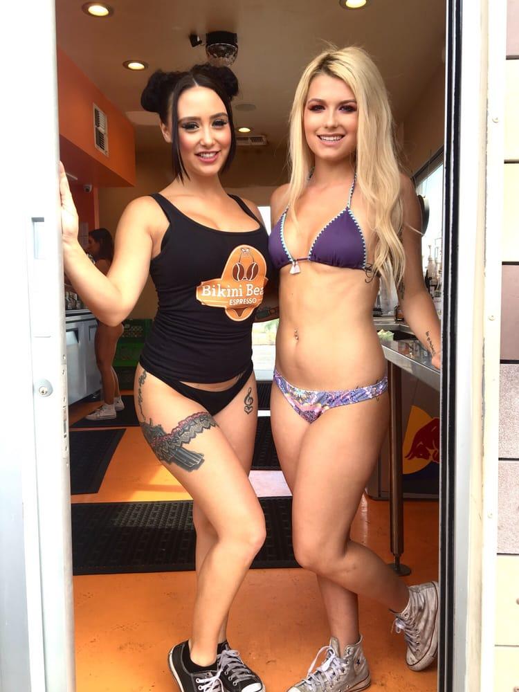 Bikini cofee company