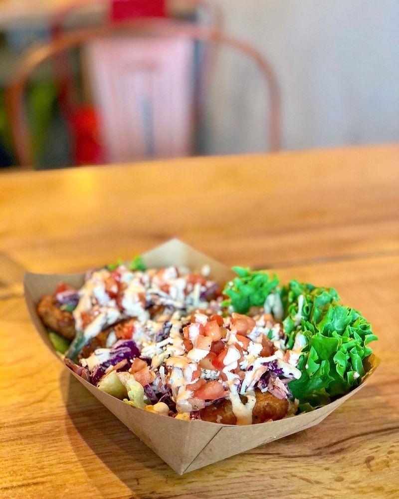 Tipsy'z Tacos - Urban Cantina: 1345 N Main St, High Point, NC