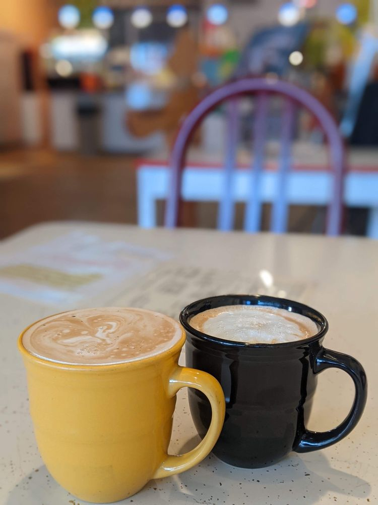 Social Spots from McCafferty's A Coffee House
