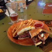 photo of the backyard boynton beach fl united states a burger a