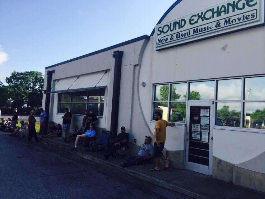 Sound Exchange: 8625 66th St N, Pinellas Park, FL
