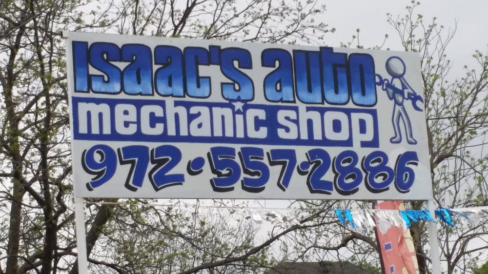 Isaac's Auto Mechanic Shop: 2621 S Peachtree Rd, Balch Springs, TX