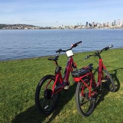 Photo Of Alki Bike And Board Seattle Wa United States Go For