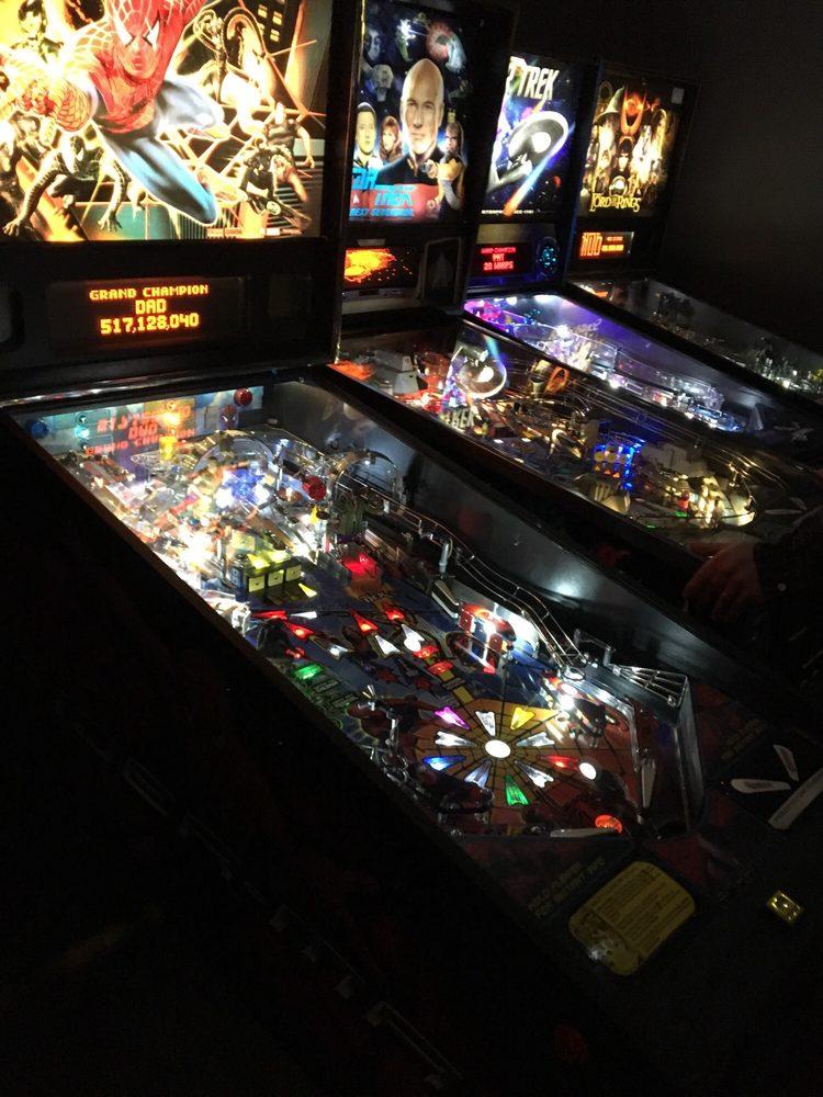 Analog Arcade Bar: 302 Brady St, Davenport, IA