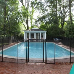 Photo De Baby Guard Pool Fence Company C Springs Fl États Unis