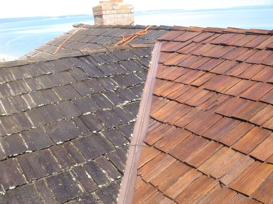 Photo Of Camano Island Roof Maintenance   Camano Island, WA, United States.  Hot