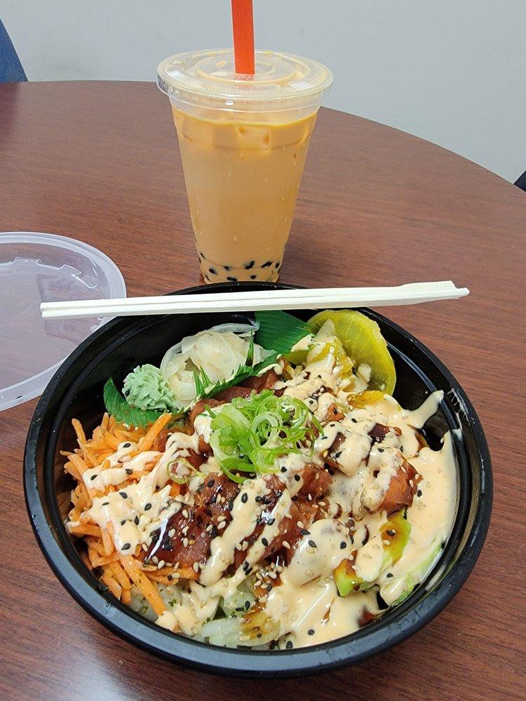 Sushi-Go: 100 S 2nd St, Fort Pierce, FL