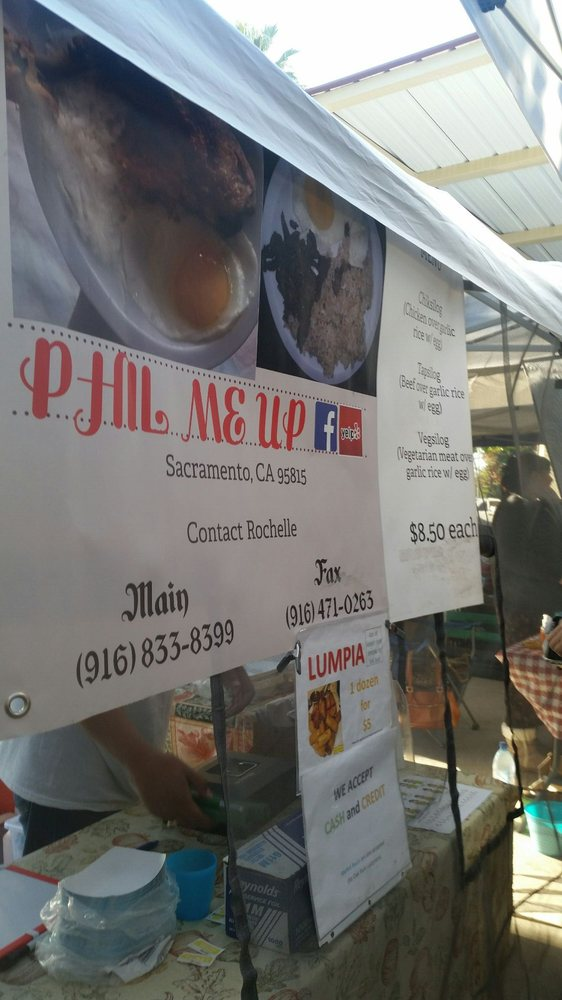 Phil Me Up: 4301 Truxel Rd, Sacramento, CA