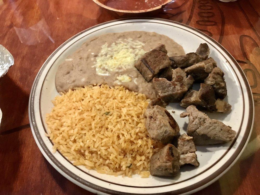 El Bandido Mexican Restaurant: 2027 Main St E, Oak Hill, WV