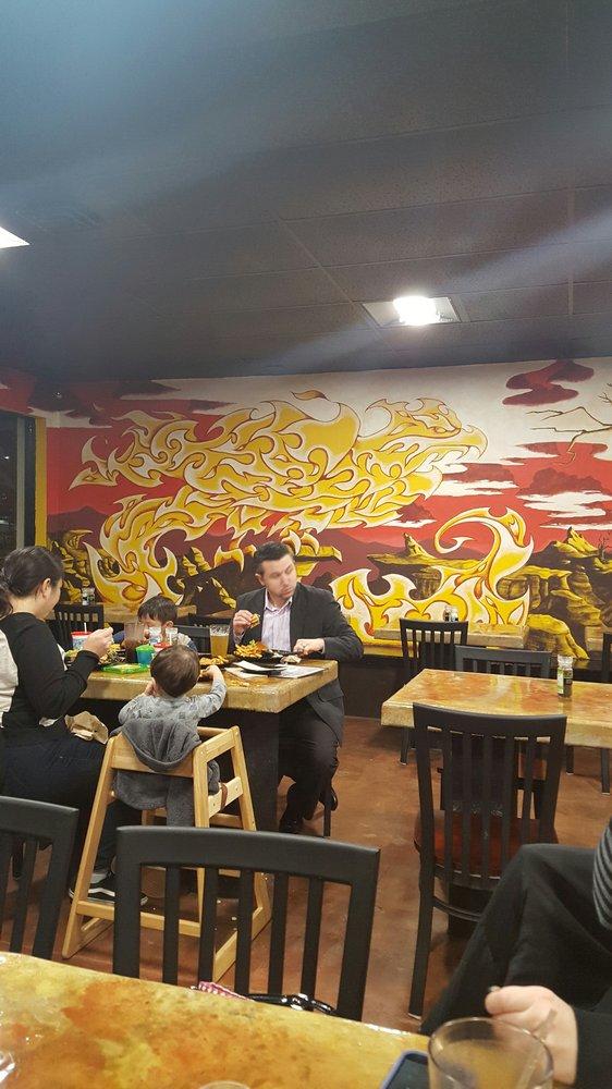 Flaming Grill Cafe Sacramento Ca