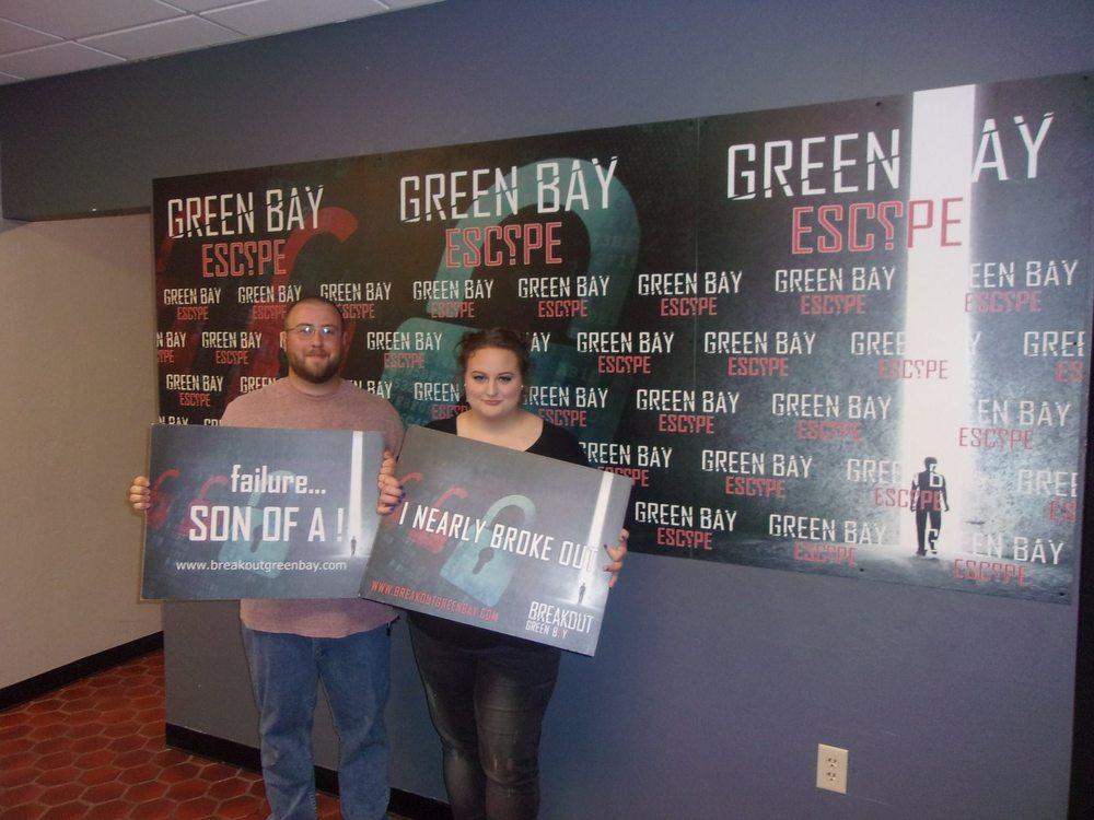 Breakout Green Bay: 2180 S Ridge Rd, Green Bay, WI