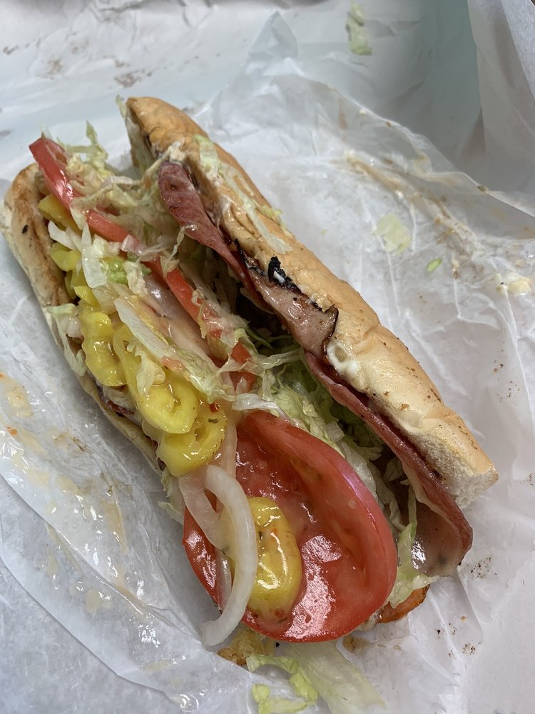 Food from Maiden Street Subs