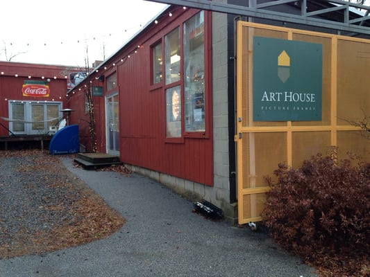 photo of art house picture frames portland me united states