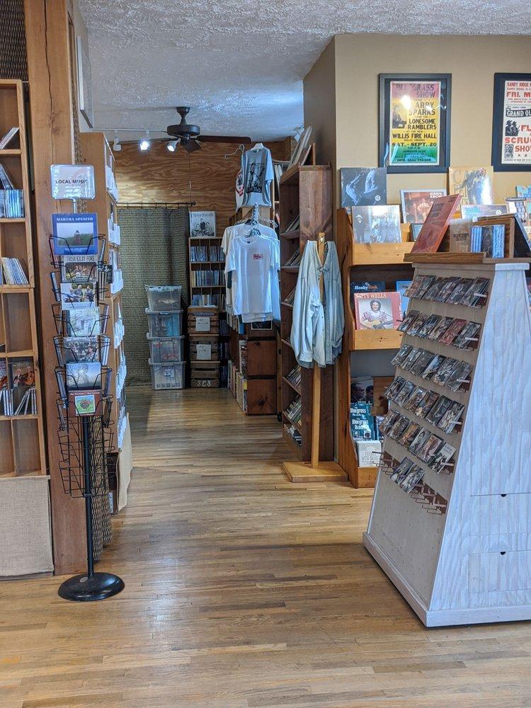 County Records: 117 W Main St, Floyd, VA