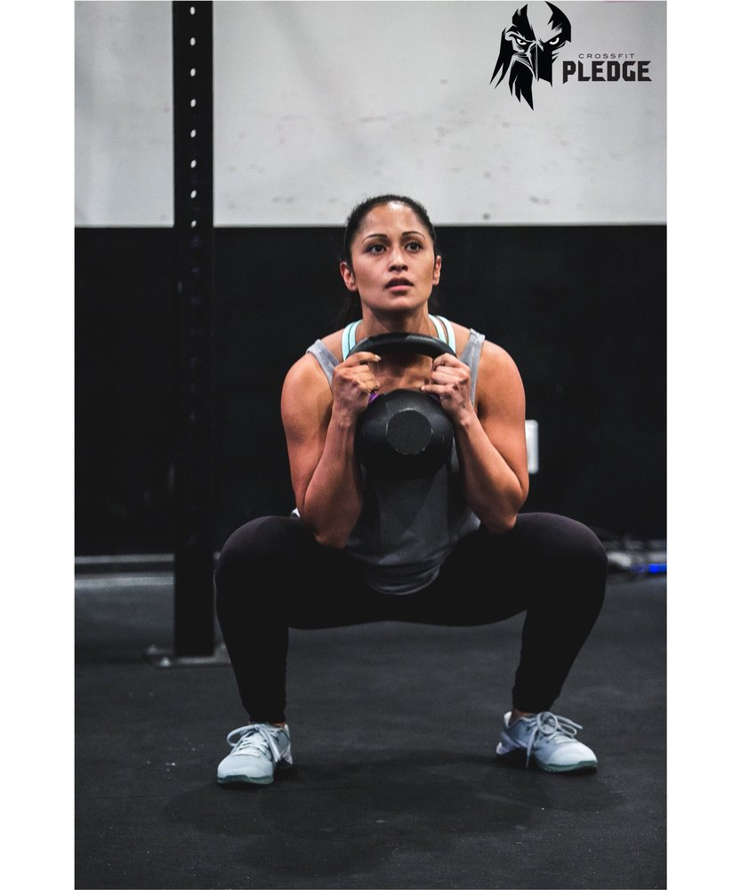 CrossFit Pledge Fitness