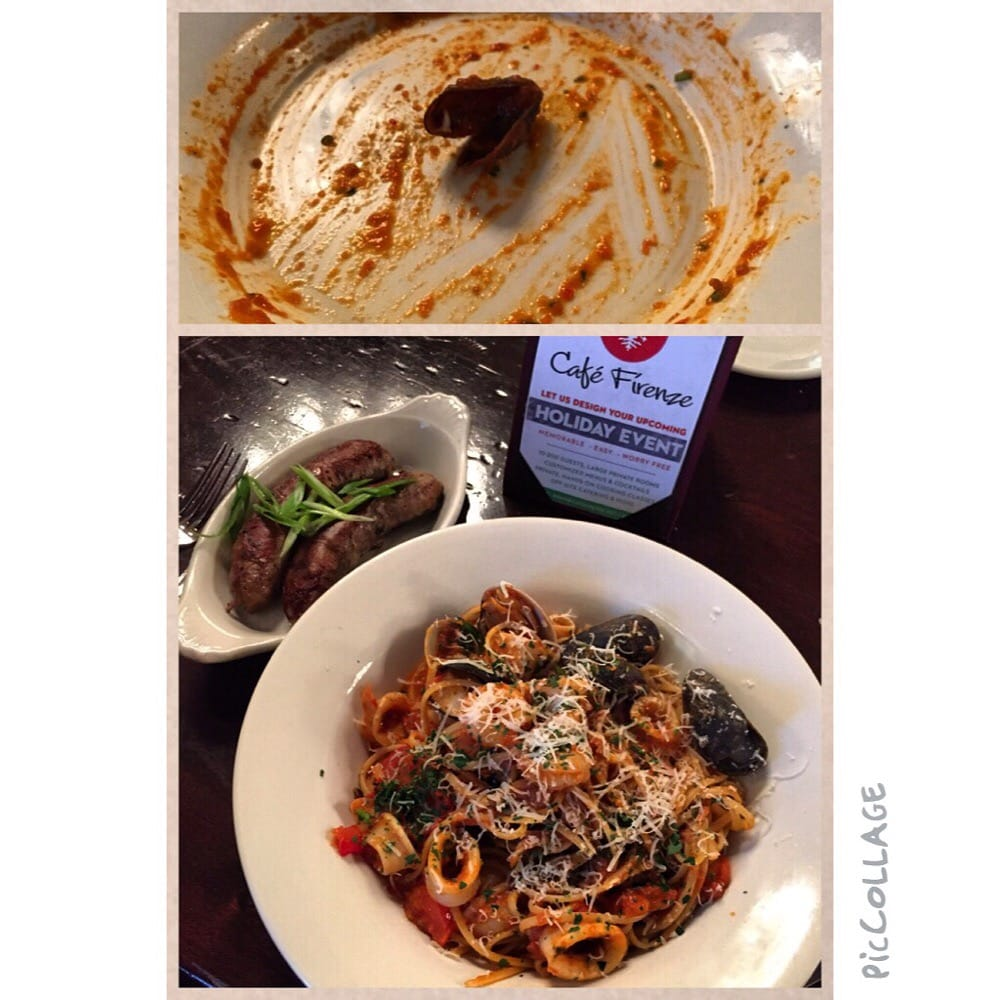 Cafe Firenze: 563 W Los Angeles Ave, Moorpark, CA