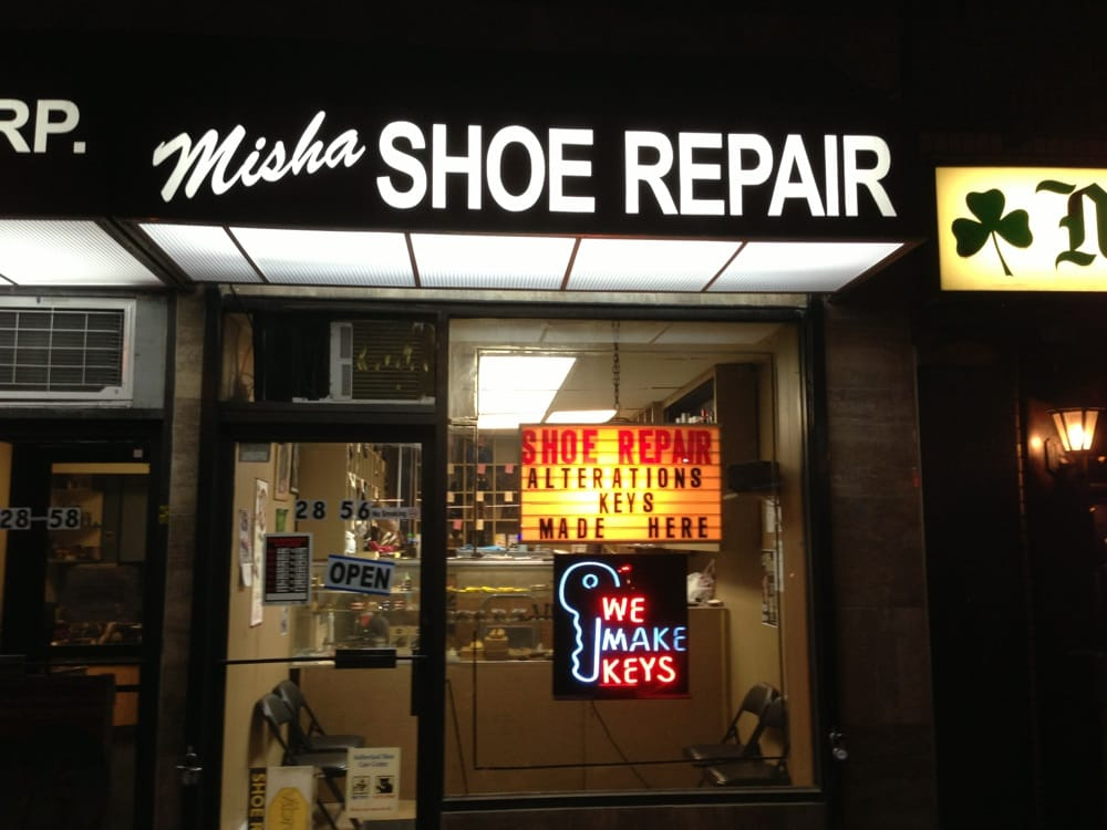Michael's Shoe Repair: 28-56 31st St, New York, NY