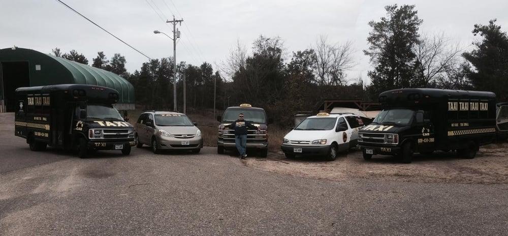 Dells Cab Company: 911 Gillette Ln, Wisconsin Dells, WI