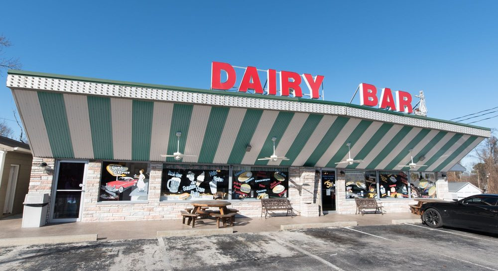 The Dairy Bar: 198 S Main St, Whitley City, KY
