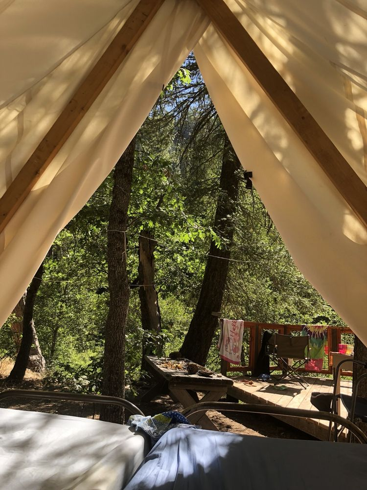 Oakland Feather River Camp: 5469 Oakland Camp Rd, Quincy, CA